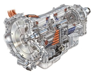 Two-Mode Hybrid Transmission